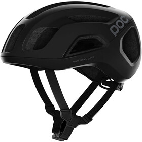 POC Ventral Air Spin Casco, uranium black matt